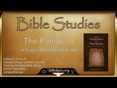Introduction to the Patriarchs