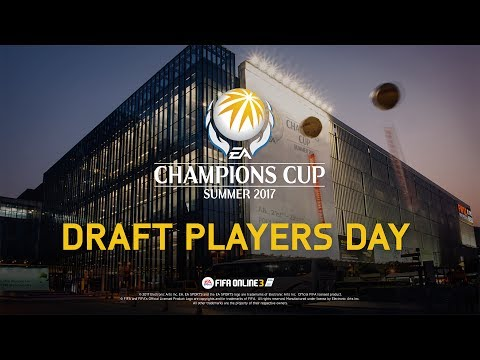 [ DRAFT ] FIFA Online 3 : EA Champions Cup Summer 2017