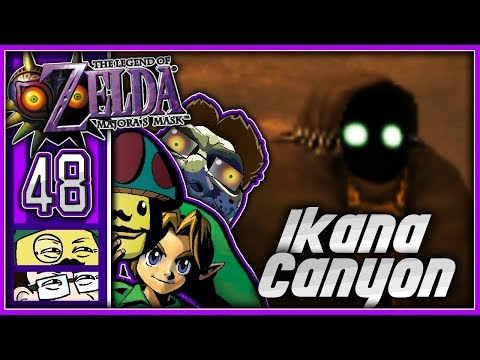 Moggy & Jonny lieben The Legend Of Zelda: Majoras Mask! - [Ikana Canyon] #48
