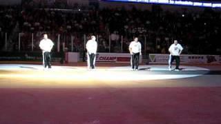 Iowa Chops Pork Bellies Dance Team - The Right Stuff