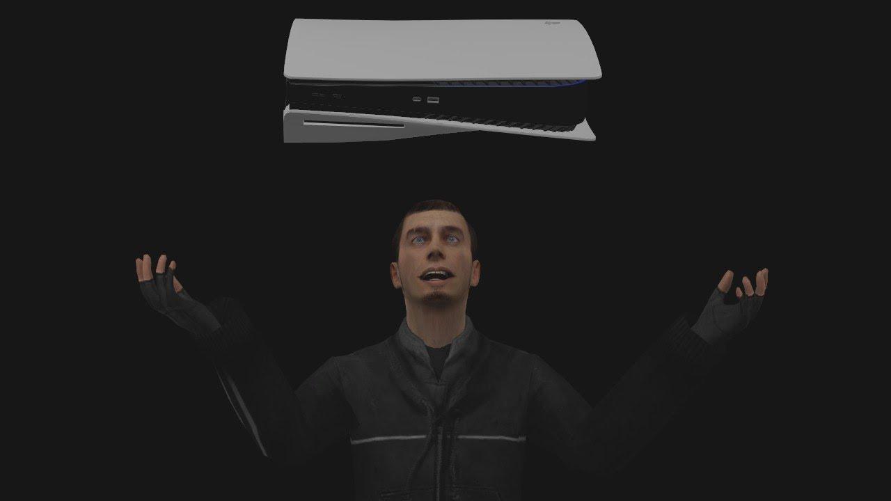 Garry's Mod Sötét Titkai: A Sorozat - MediEvil és a Playstation 5
