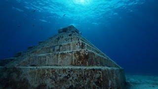 Su Altındaki Gizemli Japon Piramidi