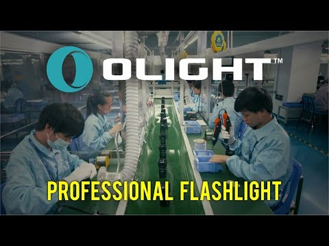 OLIGHT Company Profile Video