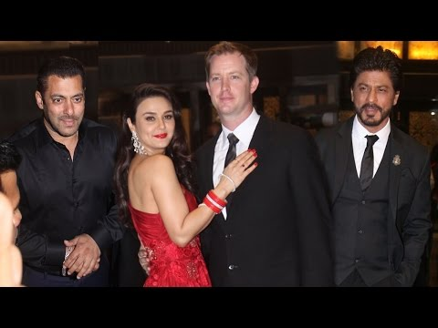 Preity Zinta WEDDING RECEPTION | FULL INSIDE VIDEO
