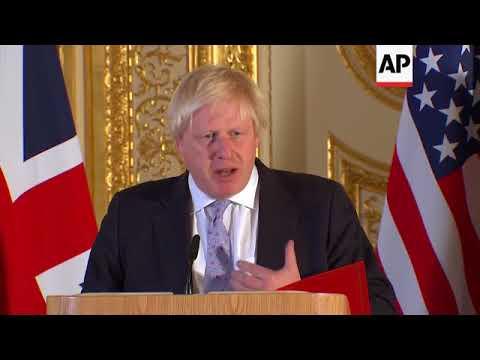 Johnson: Suu Kyi must condemn Rohingya violence
