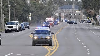 Officials provide an update on Pensacola naval base shooting