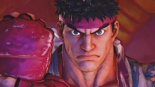 Street Fighter V Story Mode All Cutscenes Movie (Game Movie) Street Fighter 5(Street Fighter V Story Mode All Cutscenes Movie. This is a Street Fighter 5 Story Mode All Cutscenes Movie that goes over the entire DLC's Cutscenes., 2016-07-02T12:00:02.000Z)