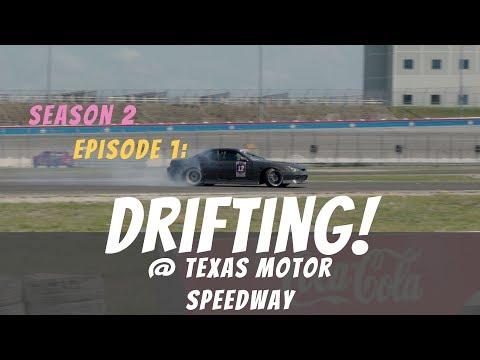 Lone Star DRIFT! @ Texas Motor Speedway!