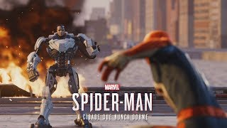 Marvel's Spider Man - Silver Lining! | #4 (FIM) | Que Luta Épica!