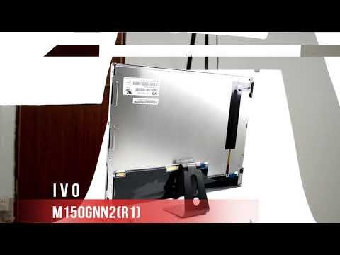 IVO M150GNN2 R1 1024x768 420 Nits Industrial 15 Inch LCD ...