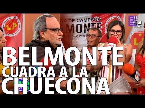 Ricardo Belmonte no supera su derrota y culpa a venezolanos por su mala suerte