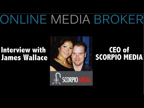 Interview with James Wallace CEO of Scorpio Media