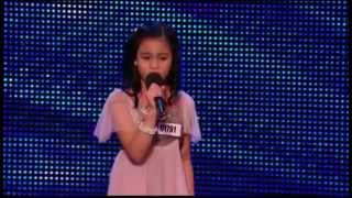 ARIXSANDRA LIBANTINO ON BRITAIN'S GOT TALENT