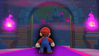 Exploring Super Mario 3D World's Castle Cutscene