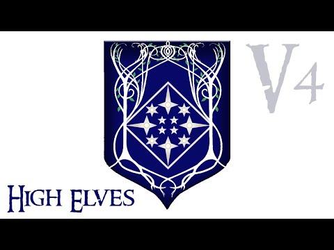 Divide & Conquer (V4): Faction Overview - High Elves