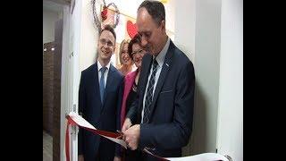 Otwarcie Domu seniora w Besku