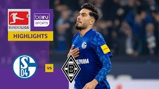 Schalke v Monchengladbach | Bundesliga | Match Highlights