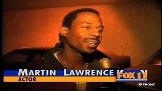 martin lawrence chris tucker dl hughley at the comedy act theater by keith o derek