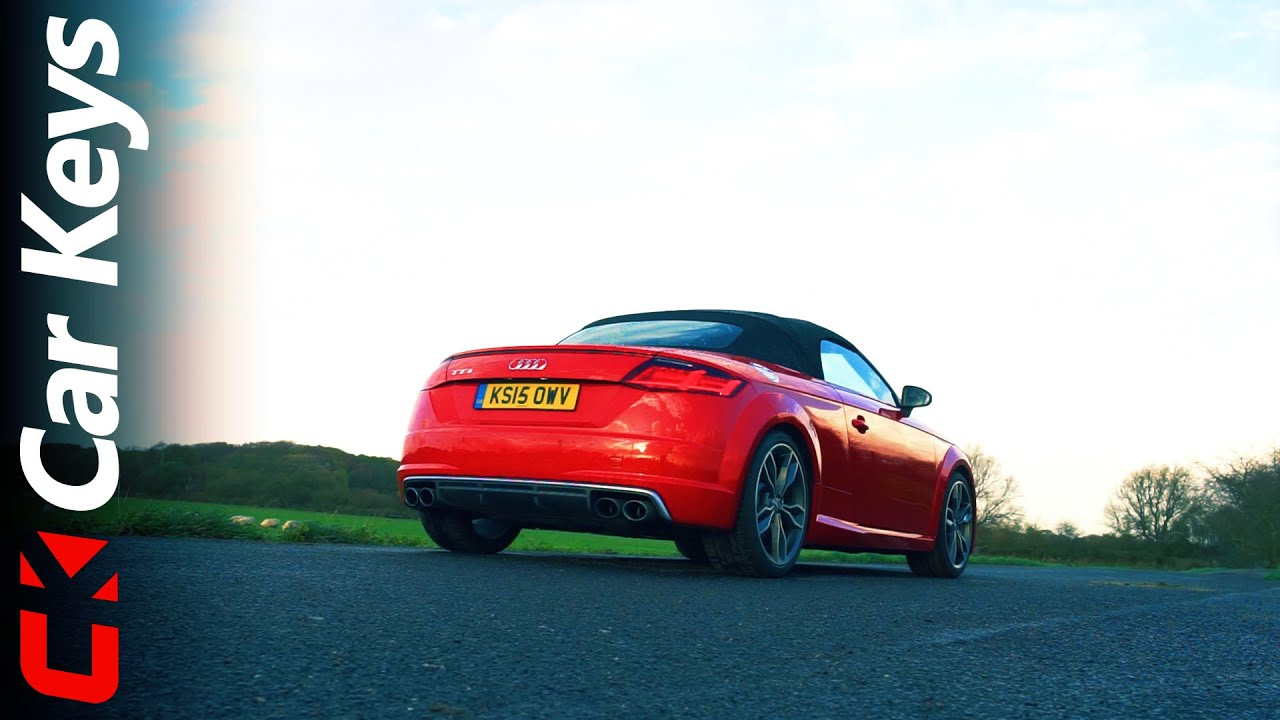 Audi TTS Roadster 2015 review - Car Keys