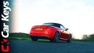 Audi TTS Roadster 2015 Videos