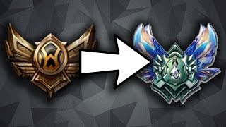 Tips On How To Get Diamond in league of legends - Season 6 - How to Win More Games