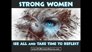 Strong Women See All and Take Time To Reflect 720p