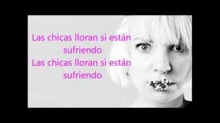 Big Girls Cry - karaoke (spanish version - español) - Kevin Karla & La Banda