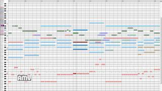 【MIDI】C3-シーキューブ新OP「紋」を耳コピしてみた C3-シーキューブ- 検索動画 43