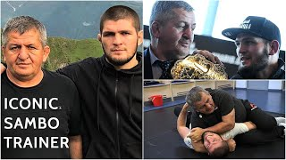 UFC Champion Khabib Nurmagomedov's Father And Legendary Russian Sambo Coach Passes Away In Moscow