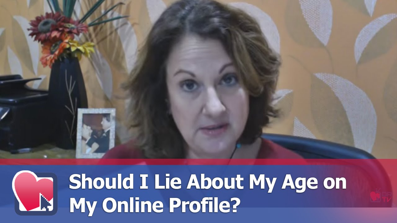 "lying about age on online dating When you think someone is lying to you this is the age of facebook one thought on ""how to spot the liars in an online dating site."