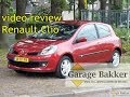 Video review Renault Clio 1.2 16v Team Spirit, 2006, 18-SK-PB