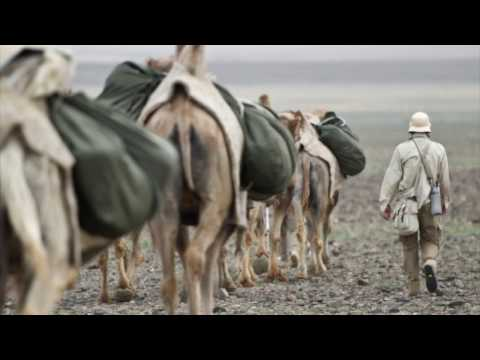 Walking 1,600km across Mongolia's Gobi Desert - Royal Geographical Society | Faraz Shibli