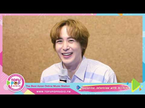 TofuPOP : Exclusive interview with Nichkhun