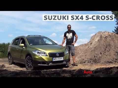 Suzuki SX4 S-Cross 4WD 1.6 VVT 120 KM, 2014 - test AutoCentrum.pl #106