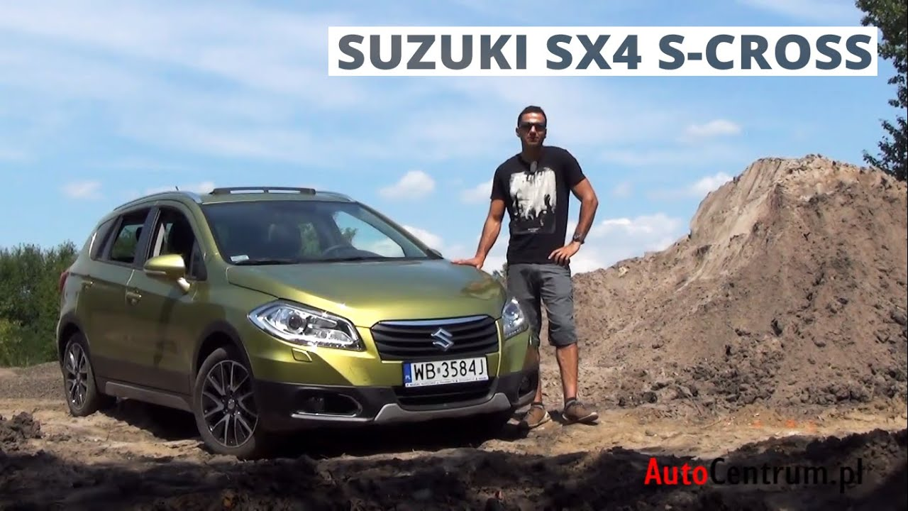 suzuki sx4 s cross 4wd 1 6 vvt 120 km 2014 test 106 youtube. Black Bedroom Furniture Sets. Home Design Ideas