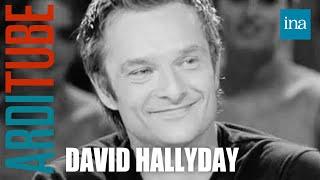 Interview fils de pour David Hallyday - Archive INA