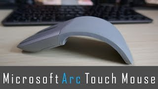 Microsoft Arc Touch Mouse Review