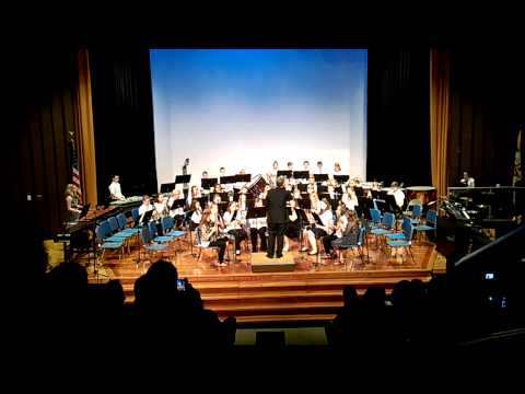 Clear Spring Middle School Band May 7 2015