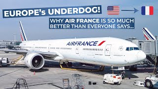 TRIPREPORT | Air France (ECONOMY) | Atlanta - Paris CDG | Boeing 777-300ER