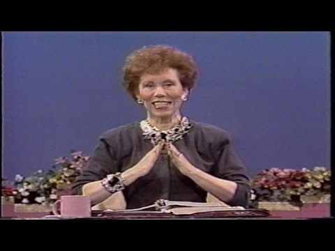 Study ZECHARIAH! with Marilyn Hickey ~ Part 4 of 4