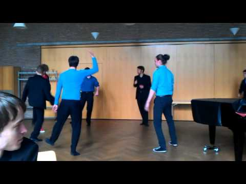 Vivid Voices Choreo Training Frankfurt