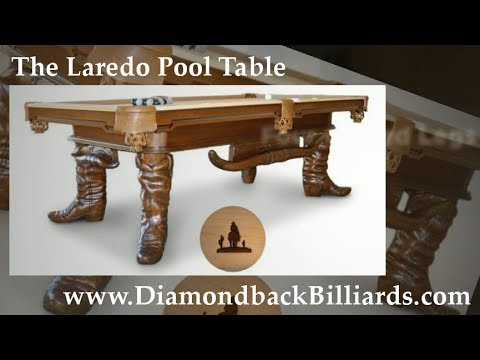 Laredo Pool Table Olhausen Billiards Call 480-792-1115 For More Information