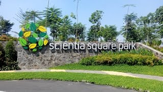 Urban Refreshing @ Scientia Square Park (SQP), Summarecon Serpong