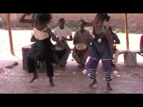 """*NEW* Mali Drums, Dance and Chant pt.#4 """"SUKU"""""""