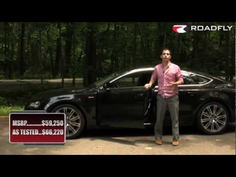 Roadfly.com - 2012 Audi A7 Review and Test Drive