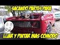 FIAT 128 - Desarmando para Lijar y Pintar más Fácil - Radialero Team