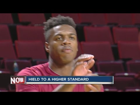 Buddy Hield's game day warm up routine lasts for hours