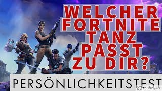 😂 Which Fortnite dance suits you? Personality test! 😂
