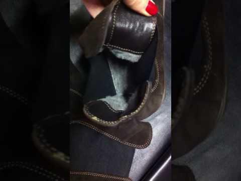Стильные ботинки-челси