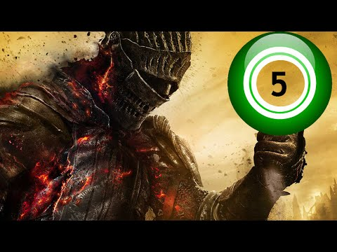 Dark Souls 3 BINGO #5 (END)